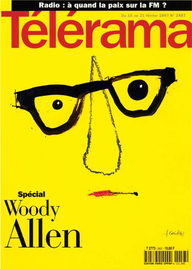 couverture Télérama 1997