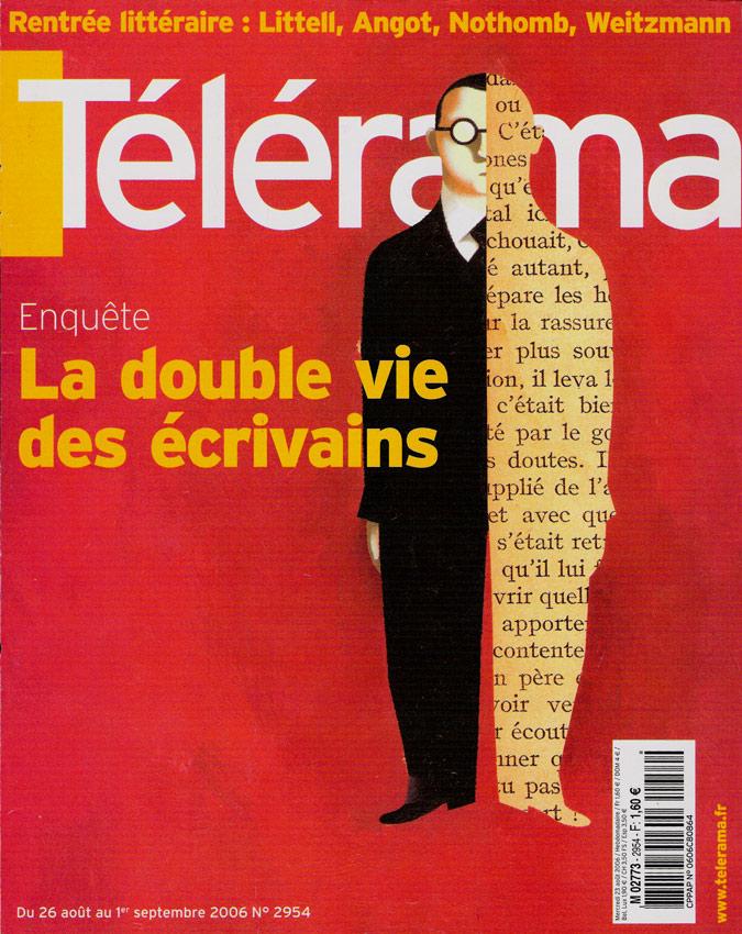 couverture Télérama 2006