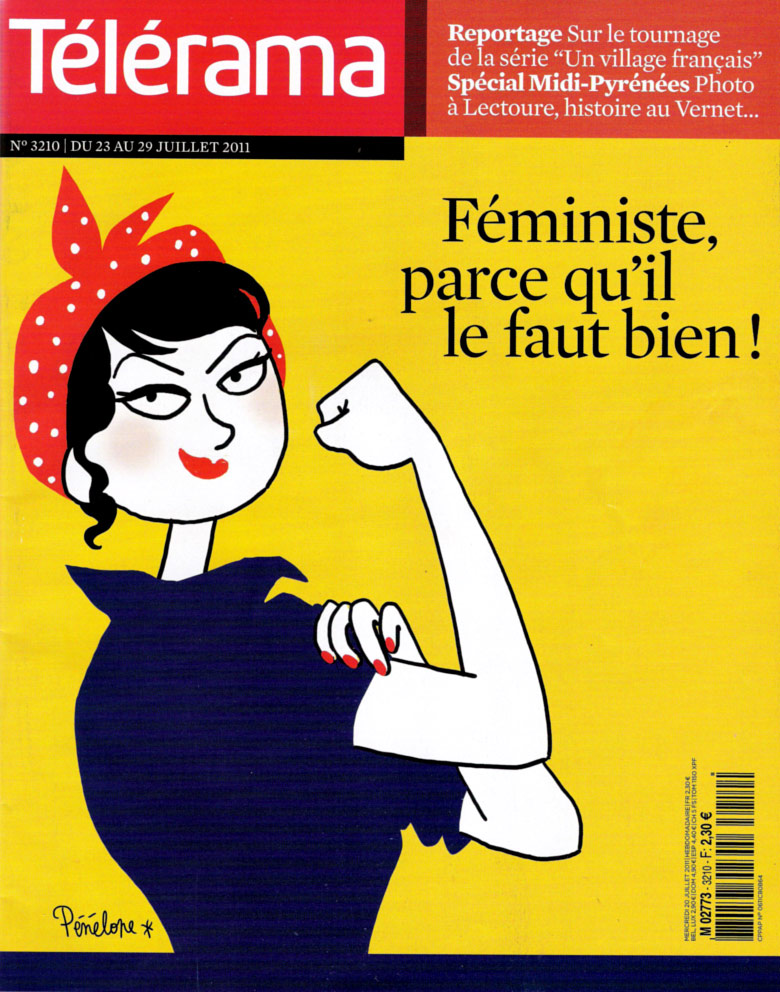 couverture Télérama 2011