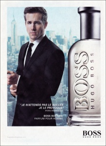 Hugo Boss - Boss bottle