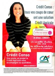 Crédit Agricole - Crédit Conso - Surmoi