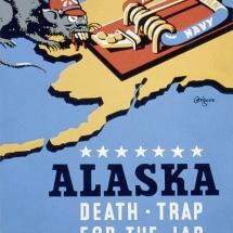 Alaska death trap - 1941-43