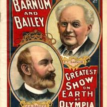 Barnum & Bailey - 1898