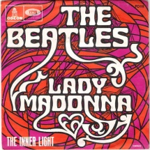 Beatles - Lady Madonna - 1968