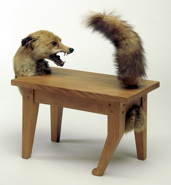 Brauner - Loup table - 1939