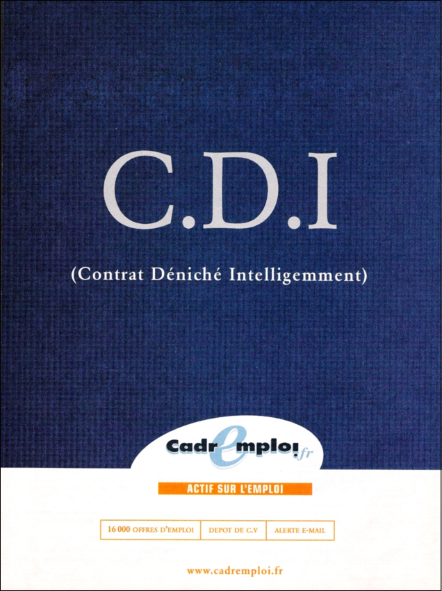CDI-sigle