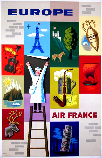 Air France - Carlu - 1930