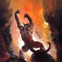 Frazetta - Le demon du feu (1976)
