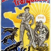 Laissez-nous tranquilles - 1941