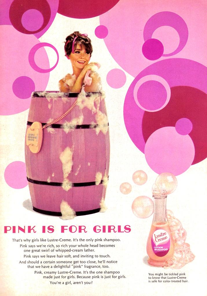 Lustre creme 1967