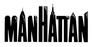 Affiche film Manhattan