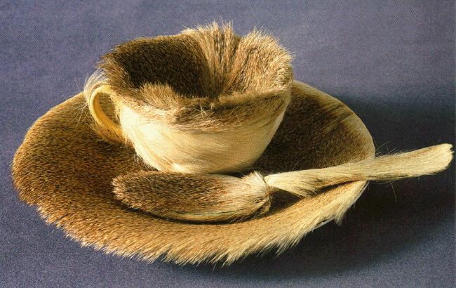Oppenhein Meret - Dejeuner en fourrure - 1936