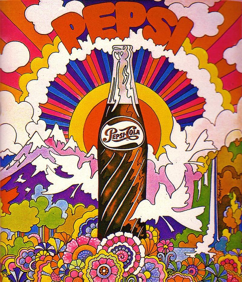 Pepsi-Cola-John Alcorn-1969