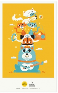 Pets Rock Posters_Tad Carpenter