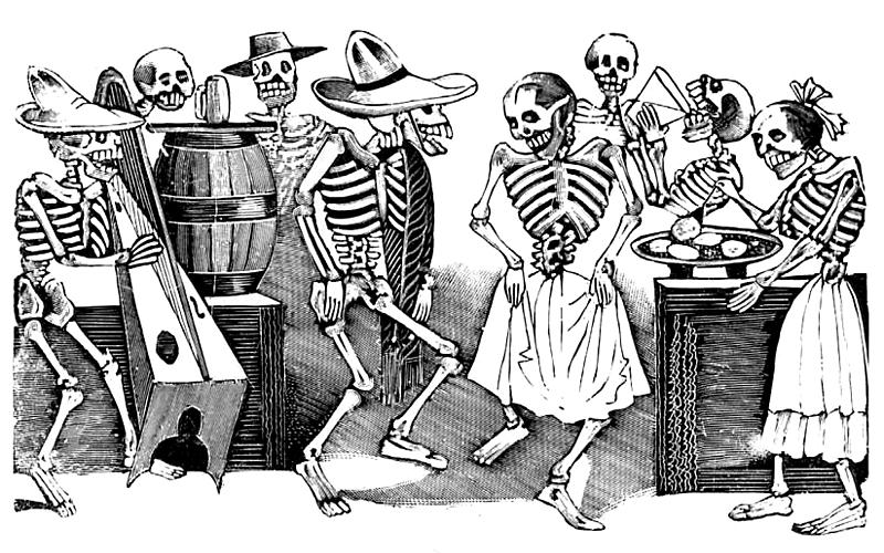 Posada - Fiesta de Calaveras