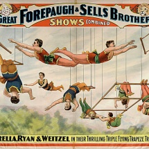 Forepaugh & Sells Brothers - 1895