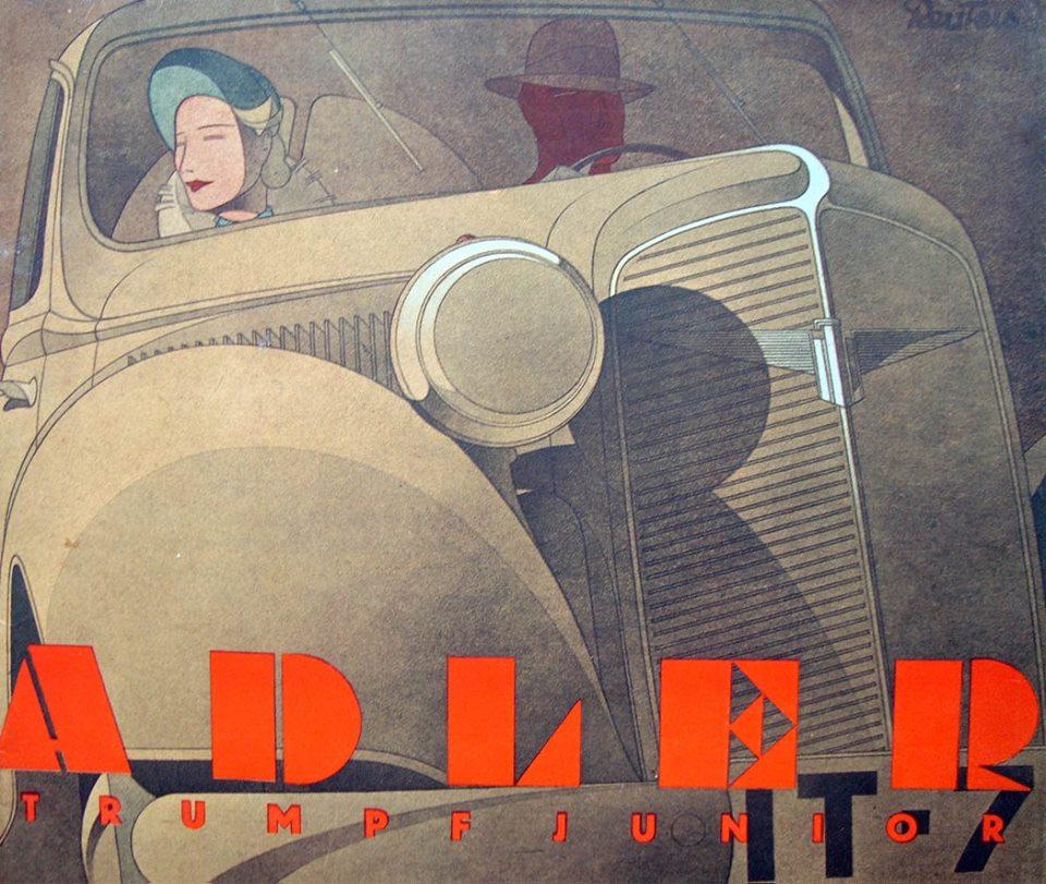 Adlers - Reuters - 1937