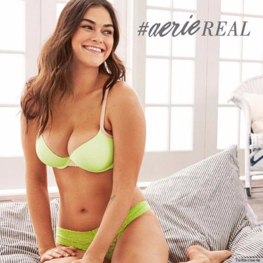 Lingerie Aerie Real