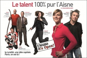 L'Aisne it's open !