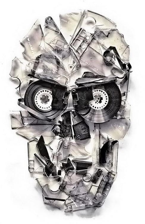 Ali Gulec - Skull