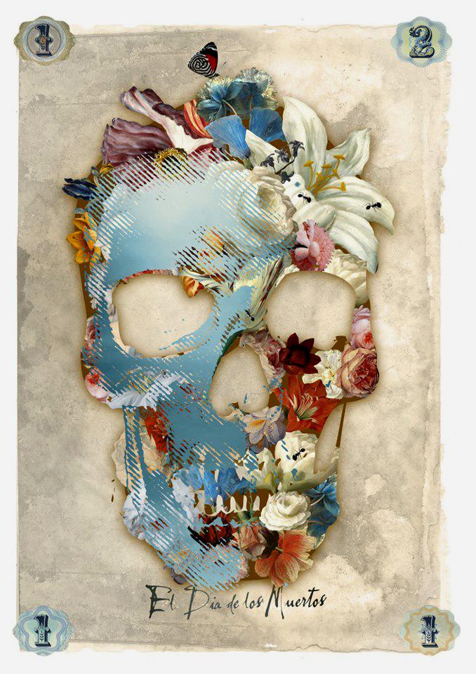 André Sanchez - Skull