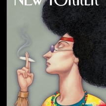 Anita Kunz - The New Yorker