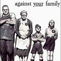 Anti nazi - 1940