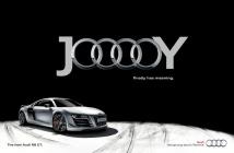 Audi R8 Joy