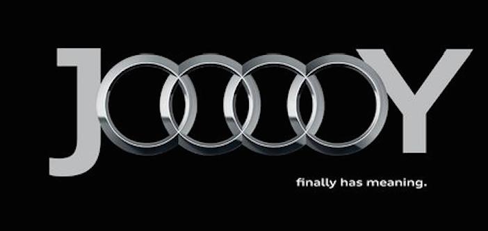 La mise en scène du logotype