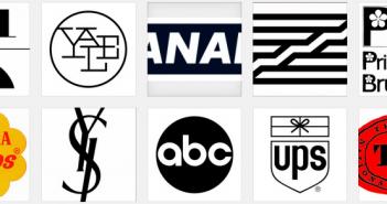 Quelques logos et leur créateur