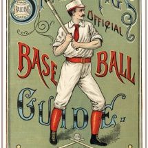 Spalding's Base Ball Guide - 1889