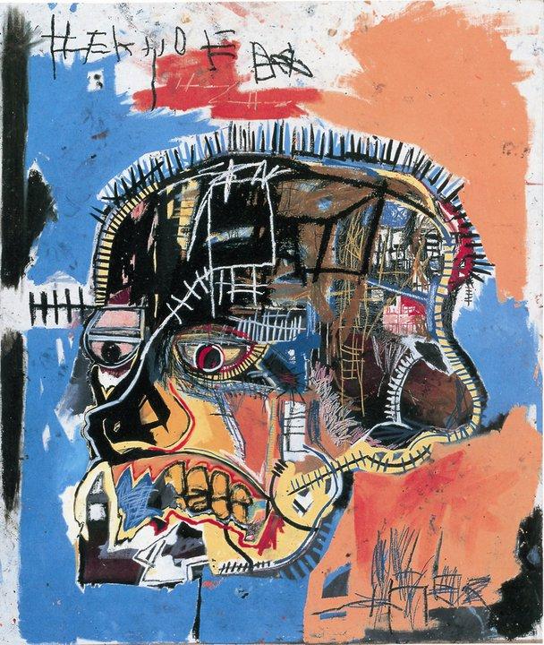 Basquiat - Skull - 1981