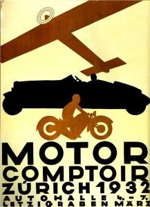 Motor comptoir - Baumberger - 1932