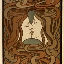 behrens_baiser(1899)