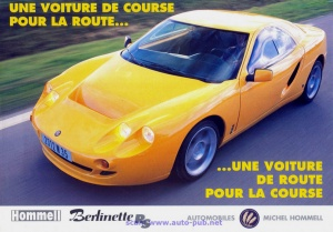 Berlinette RS