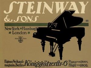 Bernhard - Steinway - 1910