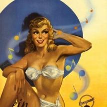 Blaupunkt Radio - 1955