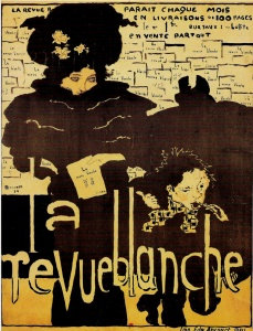 Bonnard - La Revue blanche - 1894