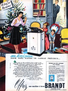"""Brandt """"Pour Noël faites ce cadeau précieux..."""""""