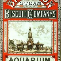 Brighton biscuit company's