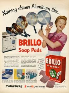 Brillo Doap pads - 1955