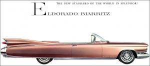Cadillac Eldorado Biarritz - 1959