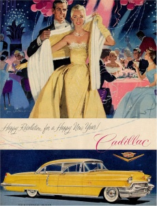 Cadillac Happy New Year