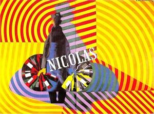 Cassandre - NIcolas - 1935