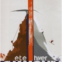 Chamonix - Henry Reb - 1933