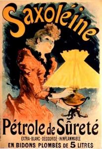 Chéret - Saxoléine - 1897