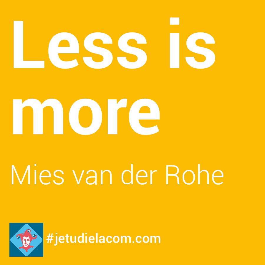 citation-Less-is-more