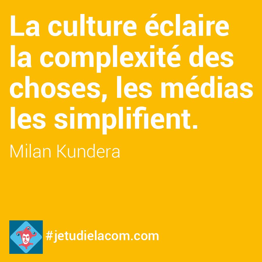 citation culture - M. Kundera
