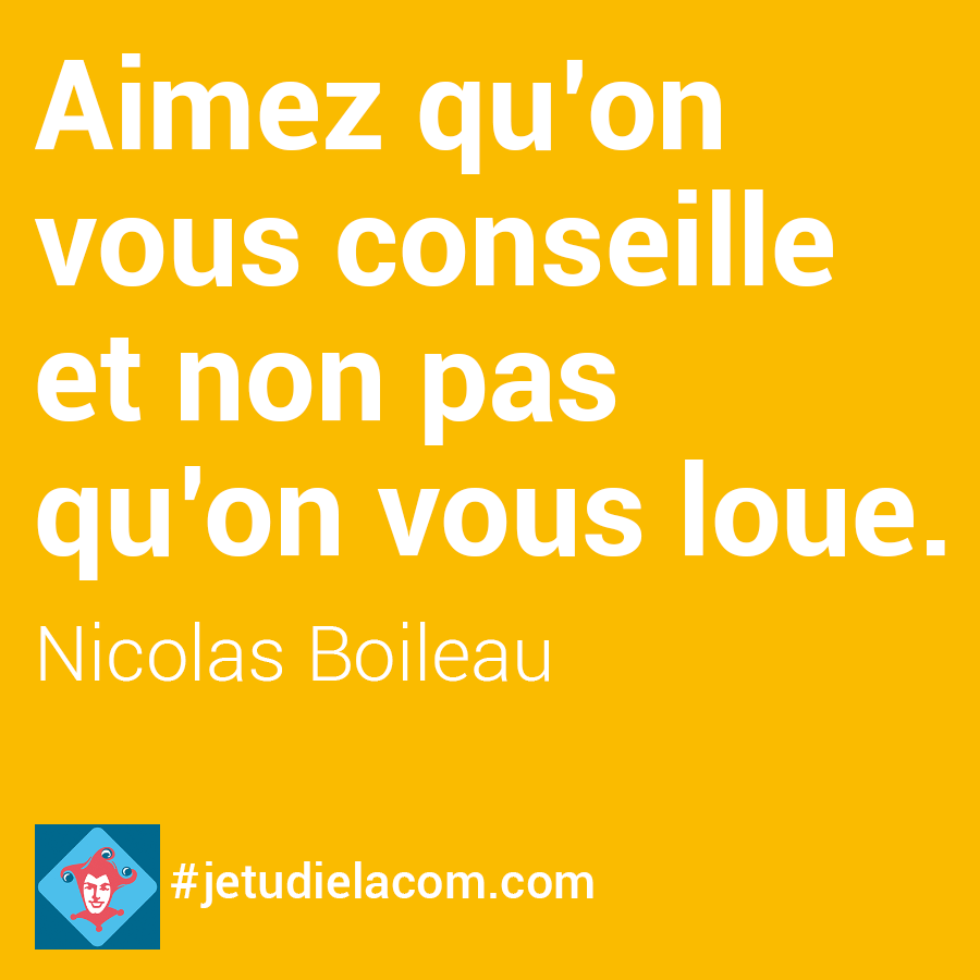 citation - N. Boileau