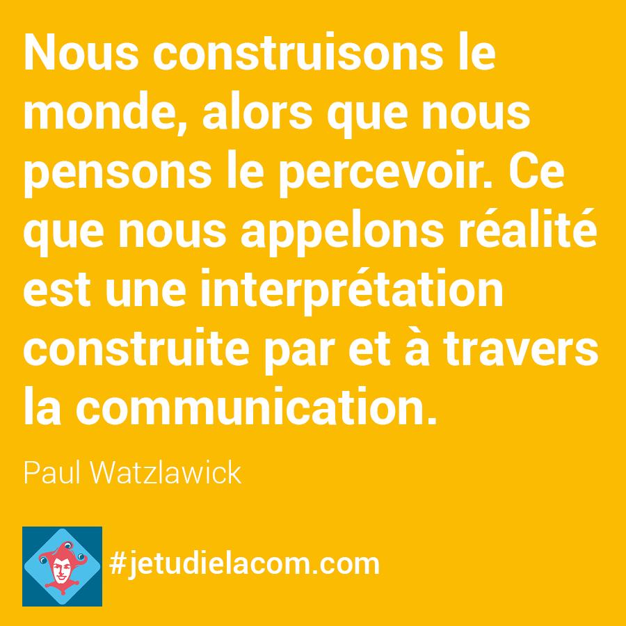 citation-P.Watzlawick